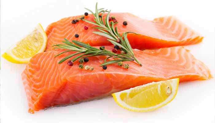 salmon can help fight depression