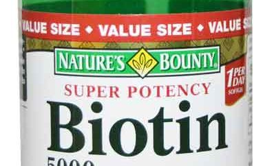 Biotin super Potency Review Rating