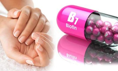 biotin for nails growth b7