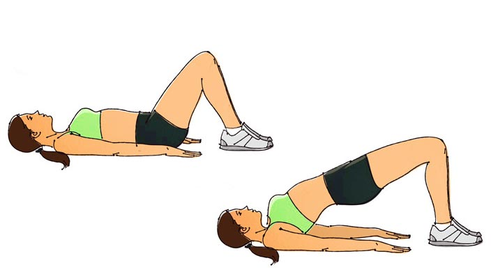 glute-workouts-women-home-bridges-durablehealth