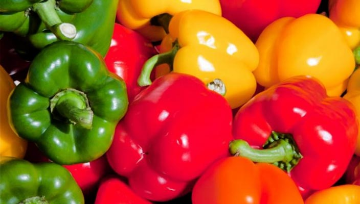 Bell Pepper Nutrition Facts & Health Benefits