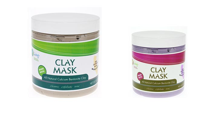 Bentonite Clay Mask Reviews DIY-Face Hair Mask Benefits