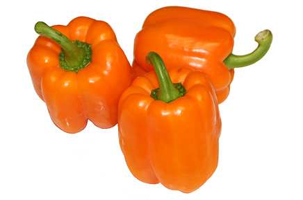 Orange Bell Pepper Nutrition Facts, Health Benefits, Recipes & When to Pick