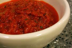 How to prepare Red bell pepper chutney recipe
