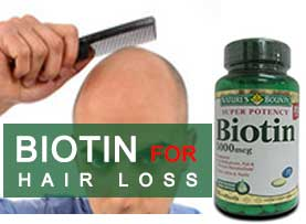 Biotin For Hair Growth Loss How Much Does It Work