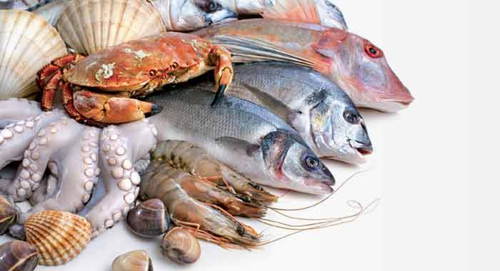 biotin rich-foods seafood fish