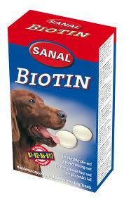 uses of biotin for dogs