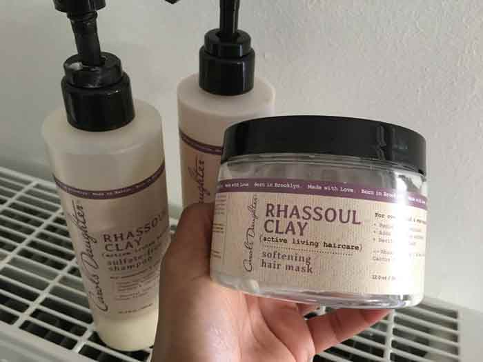 Carol's Daughter rhassoul Clay Shampoo