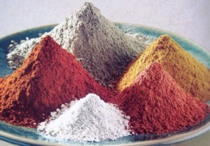 White-Red-Yellow-Pink-Kaolin-Clays-Benefits-Uses