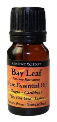 Essential-oils-for-itchy-skin-bay-leaf