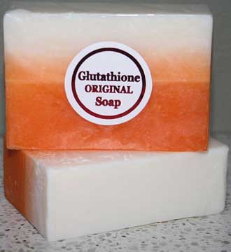 is glutathione soap effective