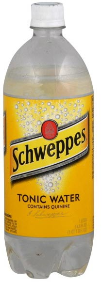 Canada Dry, Diet, Fever Free & Schweppes Tonic Water Ingredients-Quinine