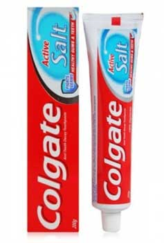 White colgate for burns,Bruises and Cuts