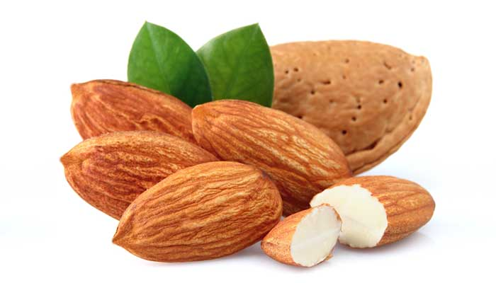 almonds for depression