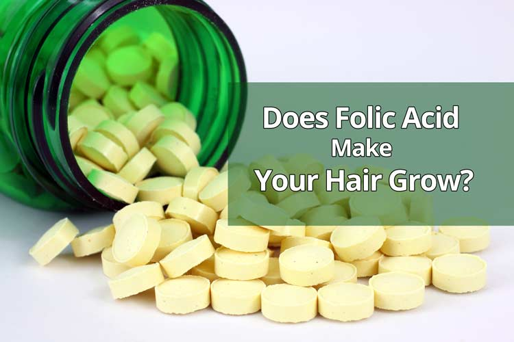 How does folic acid hair growth work?is it good helpful for hair growth? What is the dosage? Results and reviews
