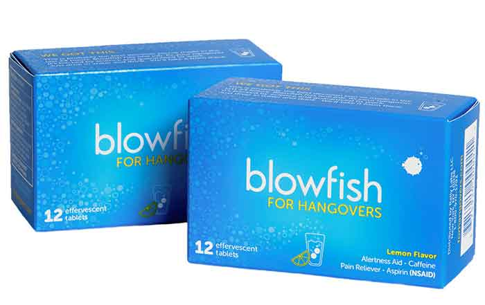 blowfish  alka seltzer  berocca  u0026 pepto bismol reviews  ingredients  u0026 side effects