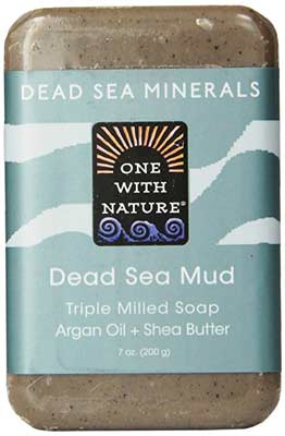 one with nature dead sea mud soap reviews