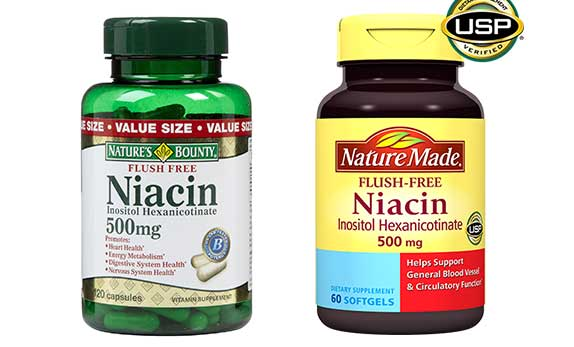 Using niacin to clean your system