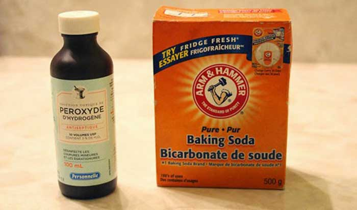 Brushing Teeth With Baking Soda Does Baking Soda Whiten Teeth How