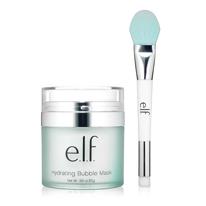 ELF Hydrating Bubble Mask review