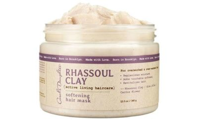 Benefits Of Rhassoul Clay For Natural Hair