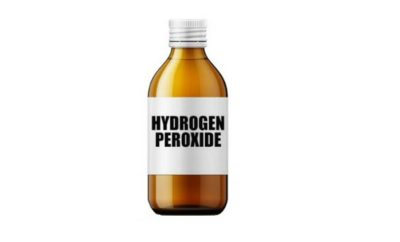 hydrogen peroxide ear uses and side effects