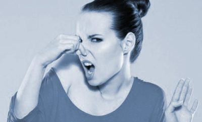 smelly gas causes and how to get rid/treat